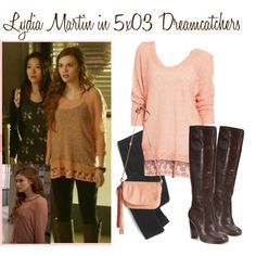 Lydia Martin 5x03 Dreamcatchers pt. 2
