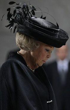 Queen Beatrix, April 12, 2011 | The Royal Hats Blog
