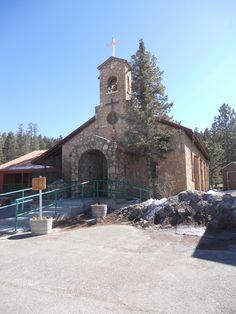Sacred Heart Church, Cloudcroft, New Mexico