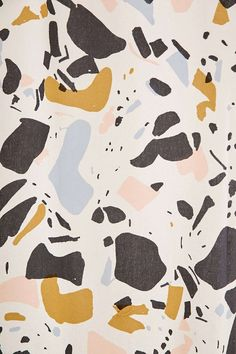 Killian Terrazzo Shower curtain