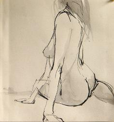 Nude IX.  by Robert Bubel.