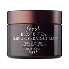 Fresh Black Tea Firming Overnight Face Mask