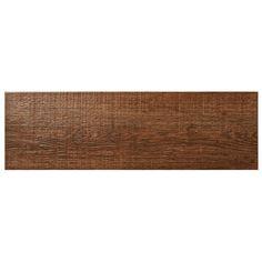 Brown Wood Look Tile Porcelain 8 x 26Floor tiles look like wood from http://AllMarbleTiles.com