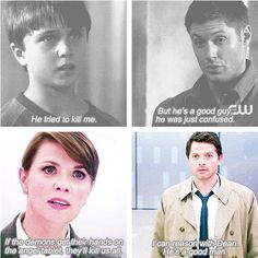 Dean and Castiel's Trust in Each Other