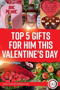 Valentines Day Food, Valentine Gifts For Girlfriend, Valentines Gifts For Boyfriend, Valentines Day Decorations, Valentine Day Crafts, Boyfriend Gifts, Diy Gifts To Make, Best Valentine's Day Gifts, Valentine's Day Diy
