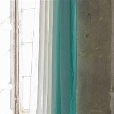 saraille - aqua fabric | Designers Guild