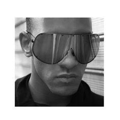 $20.00 (Buy here: https://alitems.com/g/1e8d114494ebda23ff8b16525dc3e8/?i=5&ulp=https%3A%2F%2Fwww.aliexpress.com%2Fitem%2FRihanna-same-model-Steampunk-Women-and-Men-Unisex-New-York-Fashion-Week-Fashion-Oversized-Polarized-Black%2F32322216544.html ) Steampunk Polarized Sunglasses Shield Oversized Huge Big MASK Half Face Polarized Large Lens Sunglass for just $20.00