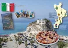 Santa Maria dell'Isola, Tropea (Calabria) Tropea (Calabria) Etelä-Italian hedelmä ja paratiisi. Ph. Antonio Tranfo