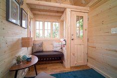 Casa mobile su ruote in legno 29