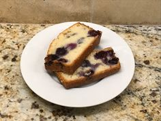 Kitchen Cactus: Blueberry Lemon Loaf Cake