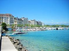 Bains de Paquis, Geneva Switzerland.