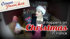 What happens on Christmas in France video