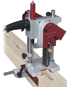 SwissPRO chain mortiser
