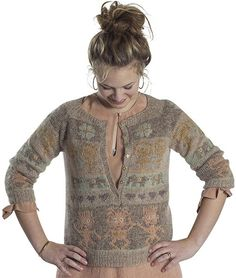 Bluse 1 - Kvinder - Tine Rousing / Lone Gissel