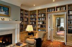 biblioteca design (7) Home libraries #books