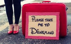 "#Disneyland Paris. ""Please take me to Disneyland"" #DLP #DLRP #Disney"