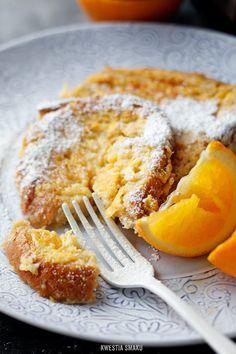 tosty francuskie z pomarancza