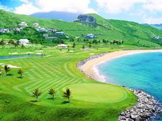 Royal St. Kitts Golf Club a kept secret in the well Our Residential Golf Lessons are for beginners, Intermediate & advanced. Our PGA professionals teach all our courses in an incredibly easy way to learn and offer lasting results at Golf School GB www.residentialgolflessons.com