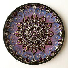Красотка тарелочка 21 смготова и совершенно свободна!!))  #ana_art_plates