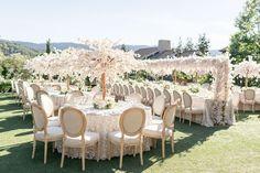Featured Photographer: Larissa Cleveland Photography; Wedding reception ideas.