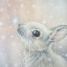 Tenderness in the painting by Alice Wong