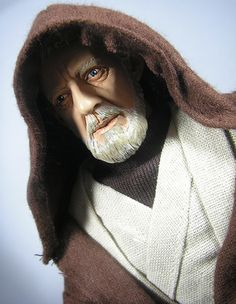 Fortress of Testicular Fortitude: 1:6 Sideshow Star Wars Obi Wan Kenobi (A New Hope)