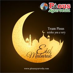 May Allah bring you joy, happiness, peace, and prosperity on this blessed occasion.  Here's Pious Ayurveda Wishing you and your family on this happy occasion of Eid! Eid Mubarak!  #eid #eid2017 #eidmubarak
