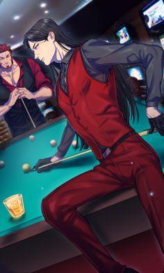 Arnaud Jasmin - Angel level screw captain of Harry - Anime Sexy, Hot Anime Boy, Cute Anime Guys, Anime Boys, Dark Anime, Male Character, Character Sketches, Ai No Kusabi, Got Anime
