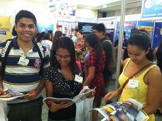 Recife, Brazil Salão do Estudante Fair 2013. studyusa.com
