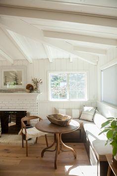 cozy corner living room nook