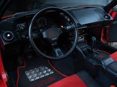 toyota mr2 1984 interior - Buscar con Google
