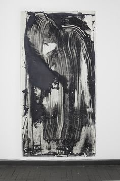 Adrian Tone's universe of monochrome textures