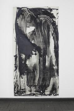 "thisispaper: "" Adrian Tone's universe of monochrome textures """