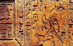 El faraón realizando la gran carrera del Heb Sed. Civilization, Egyptian, City Photo, Ancient Egypt, Priest, Racing