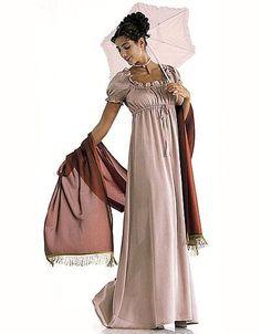 Платье ампир фото сшить