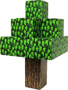 Minecraft Paper Craft Tree ** Click on the image for additional details.