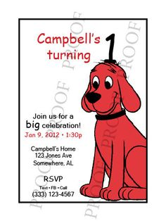 clifford invite