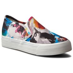 Tenisówki HEAVY DUTY - Collie Grey Collie, Slip On, Grey, Sneakers, Shoes, Fashion, Ash, Tennis Sneakers, Gray