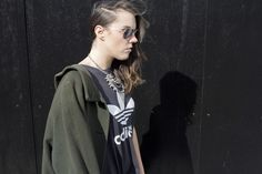 #adidas #weekendstyle #styleinspiration #sporty #glam #fashion. Full look on www.icomeundone.com