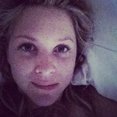 """@JessicaCapshaw , 03/03/2012     """"This is me with 10 hours of sleep. Rare, amazing, and now ready for anything! """""""