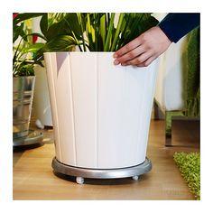 SOCKER Plant stand on wheels  - IKEA
