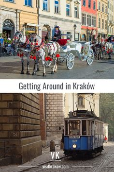 The Polish public transport system is very good and very reasonably priced. This is our handy overview of the different ways to get around Kraków Visit Krakow, Best Places To Eat, Public Transport, Travel Guide, The Good Place, This Is Us, Transportation, Street View, Polish