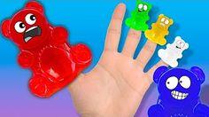 Семья пальчиков