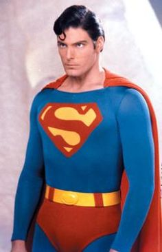 I am Superman!   (repeat yourself 9 times in front of a mirror)