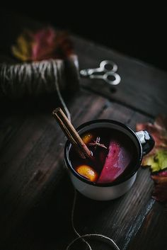 Image result for food styling mulled wine