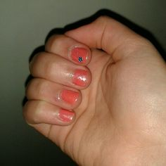 Did these ages ago but i still think they look cute! :-)