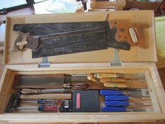 Travel Tool Chest Completed | The Literary Workshop Blog