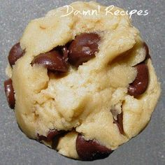 Delicious Delicious Delicious Delicious Chocolate Chip Cheesecake Cookies Recipes
