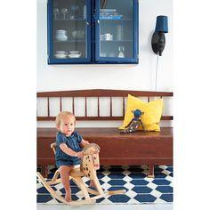 Brita Sweden Anna Vloerkleed Blauw - 200 x 150 cm
