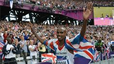 Mo Farah, Great Britain